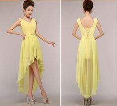 Wholesale 10 Colors 2015 Fashion New Bridesmaid Irregular Dress Chiffon Cheap Under 50 Plus Size Long Maxi Women Sister Bridesmaid Dresses, Free shipping, $38.74/Piece | DHgate Mobile