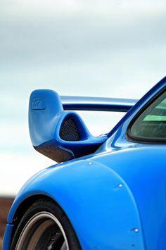 """Porsche 911 GT2 """"Widowmaker"""" (993)"""