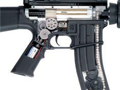 Military Tactics, Military Guns, Airsoft Gear, Tactical Gear, Rifles, Armas Airsoft, Survival Life Hacks, Frat Coolers, Guns And Ammo