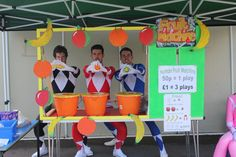 human fruit machine - Google Search