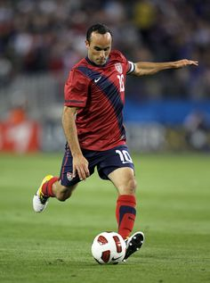 Landon Donovan - US Soccer