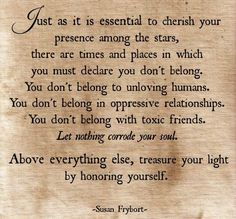 Above all else, treasure your light by honoring yourself friends. #WednesdayWisdom #quote #bipolar #depression (Twitter @hopeforbipolars)