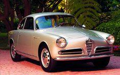 1954 Alfa Romeo Giulietta Sprint