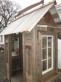 Plans For Wood Storage Shed Shed Plans 8x10, Shed Floor Plans, Lean To Shed Plans, Rustic Shed, Wood Shed, Wood Storage Sheds, Storage Shed Plans, Storage Ideas, Rustic Greenhouses