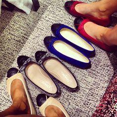#chanel #ballet #flats