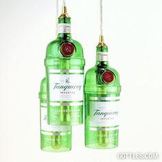 Tanqueray Gin Pendant Lamp