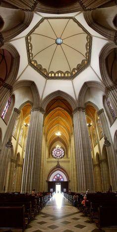 Catedral Metropolitana de São Paulo, São Paulo, Brazil