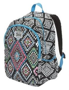 Multi Tribal Backpack | Girls School Supplies Accessories | Shop Justice