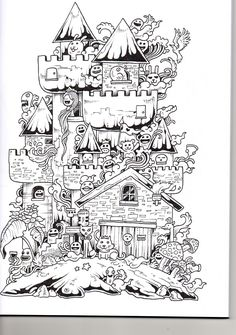 Doodle invasion More