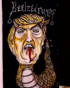 Beelzedrumpf  Cast this demon out! -cmeisterartz