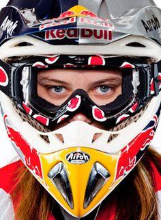Ashley Fiolek. Motocross
