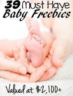 Babies are expensive! This is a list of some of the best free baby stuff available to parents! These baby freebies have a value of $2,100+ of things you don't need to go out and buy!