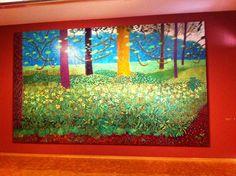. David Hockney, Museum, Painting, Art, Art Background, Painting Art, Kunst, Paintings, Performing Arts