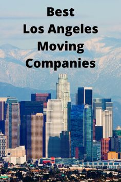 HOW TO FIND LOS ANGELES MOVING COMPANIES Probably you are already contemplating that a city with such a population surely is a hell lot of busy. Interstate Moving, Willis Tower, West Coast, Competition, Bring It On, California, York, This Or That Questions, Country