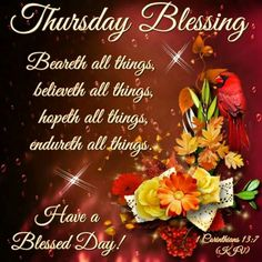66 Best Thursday Blessings Images In 2019 Thankful Thursday Happy