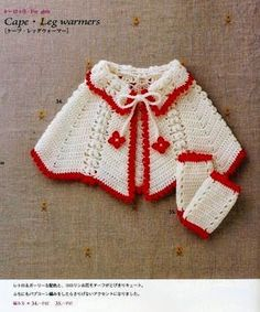 Free crochet diagram for baby poncho Baby Girl Crochet, Crochet Baby Clothes, Crochet Shoes, Crochet Scarves, Knit Crochet, Knitting For Kids, Crochet For Kids, Baby Knitting, Crochet Children