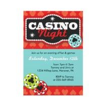 Casino party invitations templates free beautiful casino party invitations poker invitations invitation box of casino party Casino Night Party, Casino Theme Parties, Party Themes, Party Ideas, Vegas Party, Party Events, Vegas Casino, Event Themes, Theme Ideas