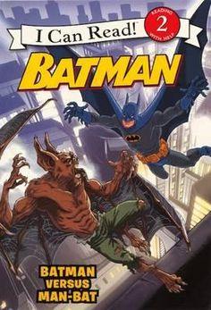 Batman Versus Man-Bat, Batman Versus Man-Bat By J E Bright, 9780606268462., Literatura dziecięca <JASK>