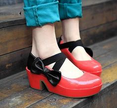 Lolita Shoe, cute Women Shoes |