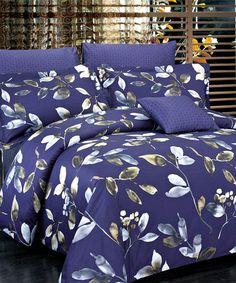 Look at this #zulilyfind! North Home Mystery Duvet Cover Set #zulilyfinds