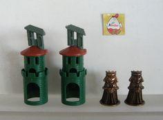 Hinter Der Stadtmauer Variante Königin Metallfiguren 1997 | eBay