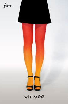 ombre tights project on kickstarter http://www.kickstarter.com/projects/viri/virivee-hand-dyed-gradient-and-ombre-tights