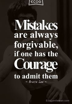 ..mistakes but not choices..