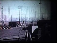 Beautiful vintage film from Union Pacific's Grand Island rail yard in the Union Pacific Railroad, Grand Island, Round House, Nebraska, Trains, 1960s, Yard, History, Film