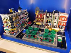 Tysons Corner LEGO Store display | My first LUG Showcase dis… | Flickr