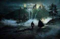 The Long Journey by kimsol.deviantart.com on @deviantART