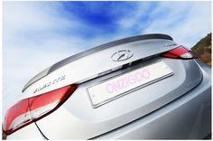 Hyundai Elantra 2011 2012 2013  Rear Spoiler