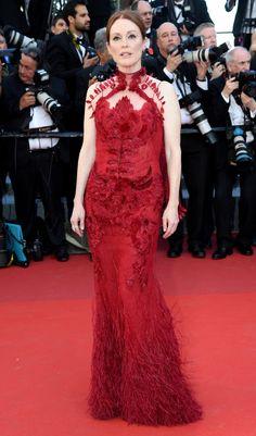 Julianne Moore | Cannes 2017