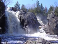 The Best Michigan Waterfall Road Trip In the Upper Peninsula