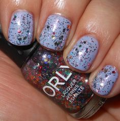 Imperfectly Painted: Orly Glitterbomb