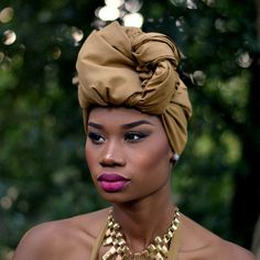 African Head wrap model photoshoot, African fashion, African print, African inspired