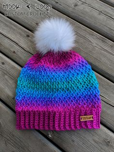 e1b54a9e12a Ravelry  Project Gallery for Savannah Slouch   Messy Bun Hat pattern by  Michelle Ferguson