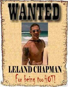 The Little Hottie Himself Son of Dog  Leland Chapman :-$