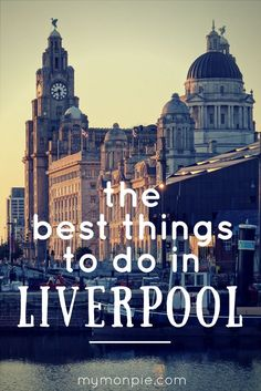 Experience all the very best of Liverpool! Such a great city!