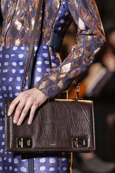 Rochas Fall 2012 Ready-to-Wear Fashion Show Details