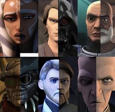 Star Wars TCW vs Rebels<<<Clone Wars for LIFE!!!!