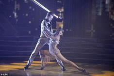 Perfect scores: Artem and Kaitlyn performed twice and received perfect scores for both Artem Chigvintsev, Kaitlyn Bristowe, Dancing With The Stars, Scores, Dance, Dancing