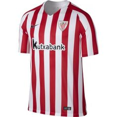 Athletic Bilbao Home Shirt 2016 2017 - Discount Football Shirts, Cheap Soccer Jerseys Soccer Kits, Football Kits, Real Madrid, Athletic Bilbao, Manchester, Athletic Clubs, Shirt Shop, Shirts, Shopping