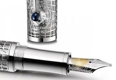 Limited Edition Montblanc Pen, the Cultured Valentine's Gift | Luxury Door