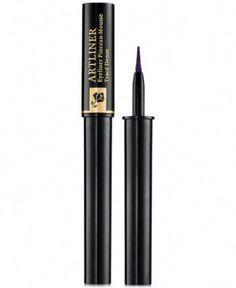 Lancome Artliner Liquid Eyeliner - #SimpleEyeliner Beauty Makeup, Eye Makeup, Top Beauty, Makeup Geek, Winged Liner, Eye Liner, How To Do Eyeliner, Simple Eyeliner, Eyeliner