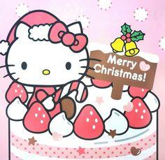 Hello Kitty ♡ Merry Christmas