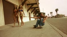 California dreaming 1970s.