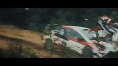 """ヤリスWRCをドライブするラトバラの化身「羅兎薔薇」がレースに潜む""""魔物""""と対決する映像がカッコイイ! 写真・画像"""