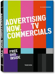 Advertising Now. TV Commercials. TASCHEN Books (Midi-Format)