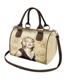 Marilyn Monroe Vintage Fashion Handtas