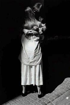 Les amoureux de Stockholm 1966 Photo: Edouard Boubat
